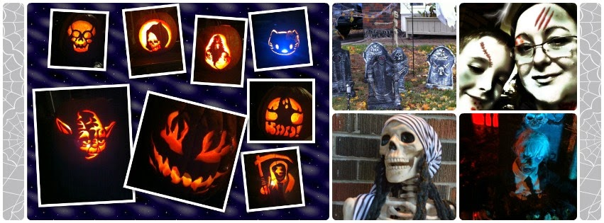 Halloween images, Jack o'lanterns, zombies