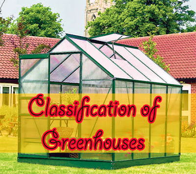 Classification of Greenhouses