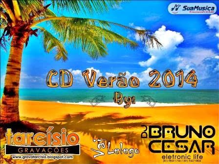 CD Verão 2014 by DJ Bruno César