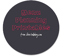 Meal Planning {Free Printables}