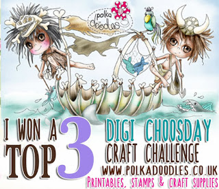 Digi Chooseday top 3!