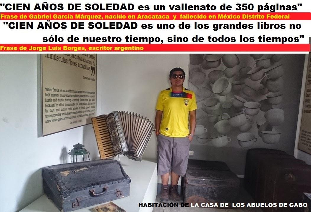 Apuntes de mi viaje a colombia aracataca la tierra de gabriel garc a m rquez - Muere el abuelo de la casa de empenos ...