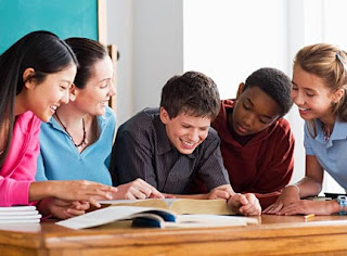 Student achievement best practices are sometimes not educators' practices at all--when students collaborate, students learn.