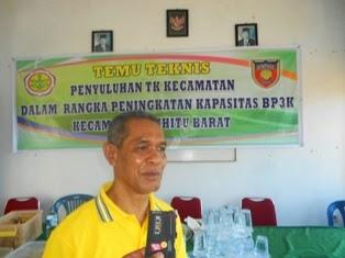 Sedikitnya 10 orang tenaga penyuluh perikanan yang selama ini bertugas di Sekretariat Bakorluh Pertanian, Perikanan dan Kehutanan Provinsi Maluku akan ditarik ke Pusat.