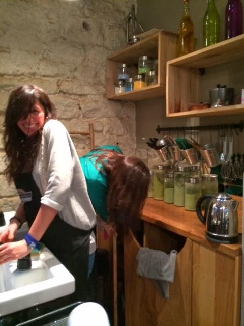 Entrez au Jardin des Couleurs - Le blog du cheveu