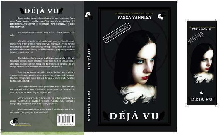 novel terbaru : dejavu