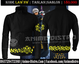 jaket Trafalgar Law