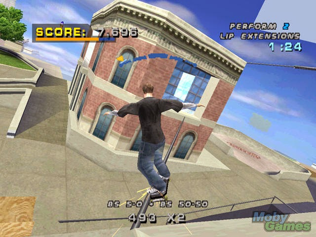 Download Tony Hawk's ProSkater 4