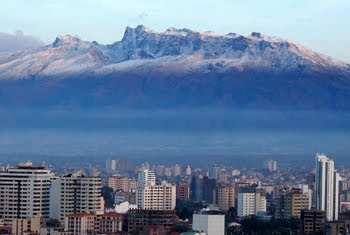 Mountains of Cochabamba