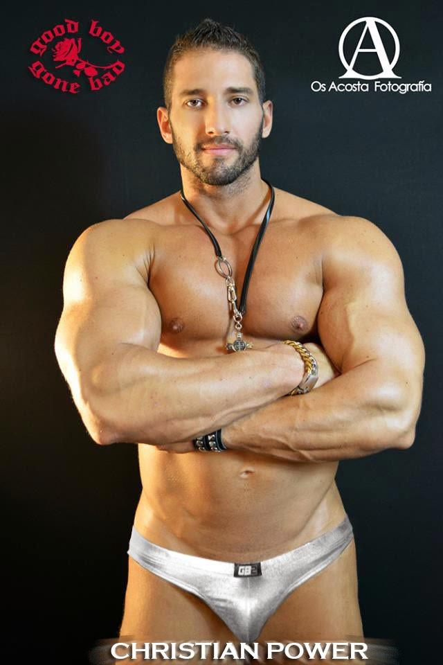 GBGB Wear Helmut Bikini Christian Power