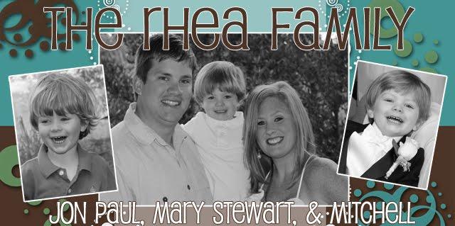 The Rhea Family
