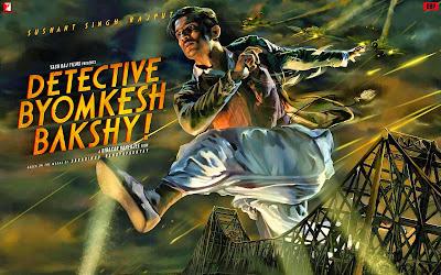 डिटेक्टिव ब्योमकेश बख्शी फिल्म समीक्षा (मूवी रिव्यू)