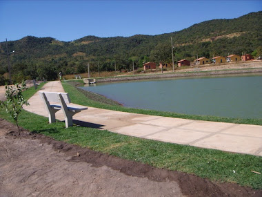 Lago do Setor Santa Rita
