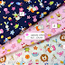 Koleksi Kain Japanese Cotton Gred AAA Part 3 Pre order