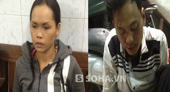 Xin tiền không cho, 2 vợ chồng cướp giữa trung tâm Sài Gòn