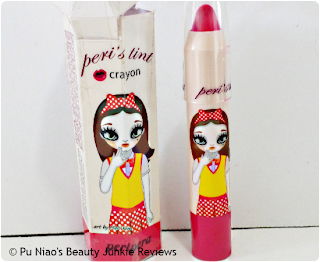 Peripera Peri's Lip Tint Crayon in No.1 Fruit Pink