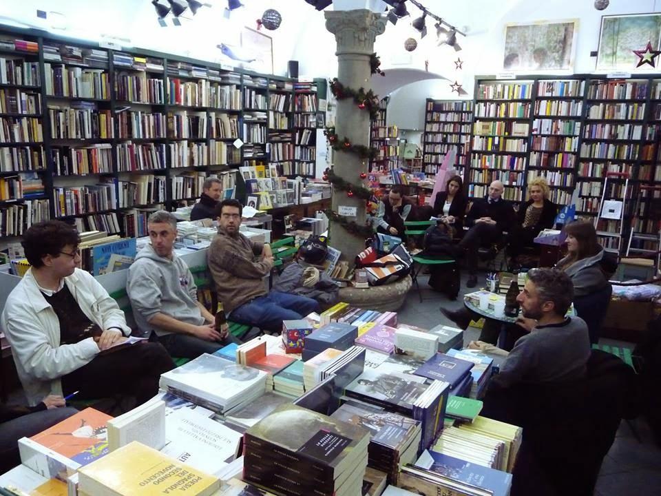 Una serata del Circolo presso la Libreria Salvemini