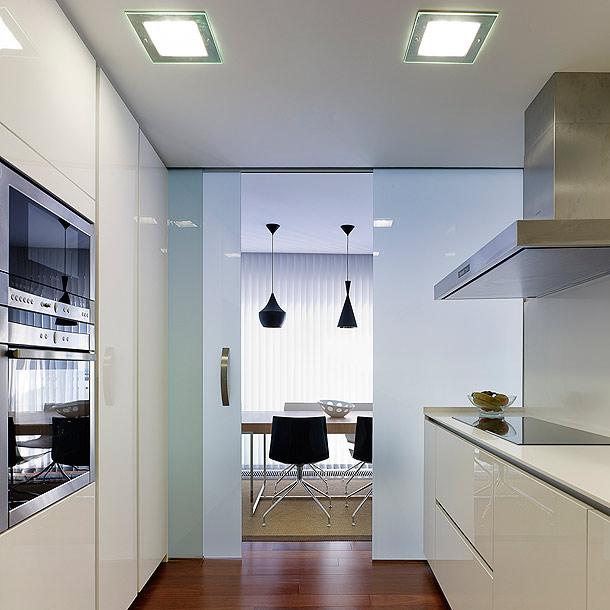 Marzua una vivienda ba ada por la luz un proyecto de - Paneles para cocina ...