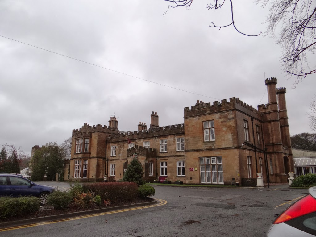 Mercure Dunkenhargh Hotel, Blackburn 4 star hotel, Lancashire Haunted Hotel