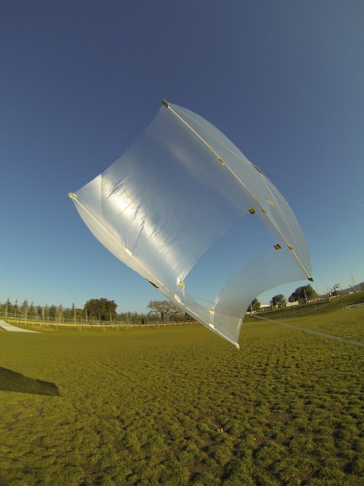 The flimsy kite.