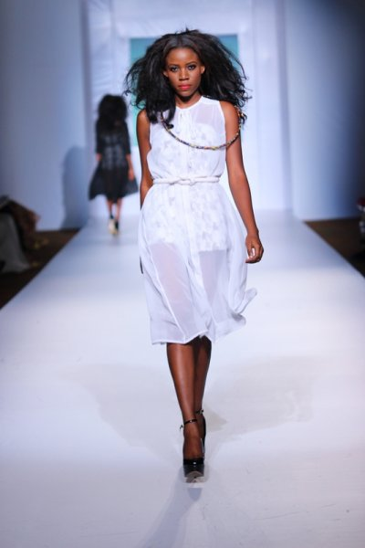 Mtn Lagos Fashion And Design Fashion Week 2012 Ituen Basi Ciaafrique African Fashion