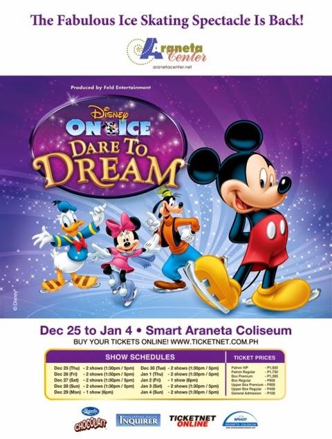 Disney On Ice Manila