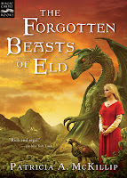 the forgotten beasts of eld by patricia mckillip book cover