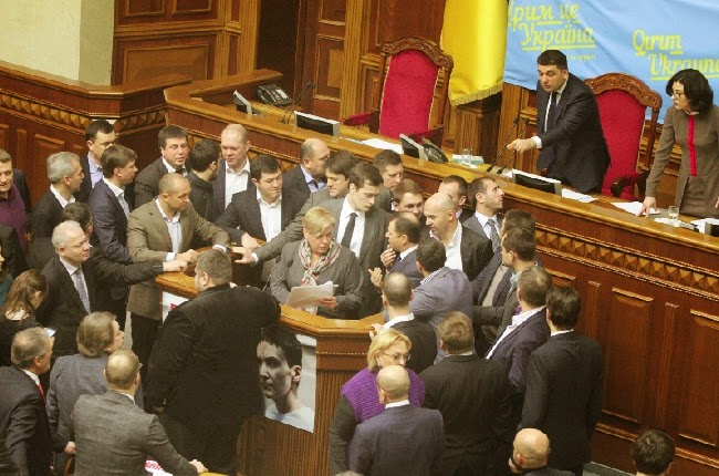 The head of the National Bank reported on its activities to the deputies of Verkhovna Rada