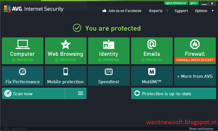 avg security free key