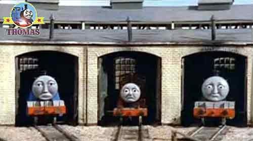 Thomas The Tank Engine Percy The Train Engine Runs Away