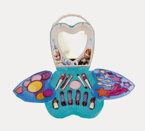 JUGUETES - DISNEY Frozen - Maquillaje Corazón Musical  Producto Oficial | Simba | A partir de 3 años