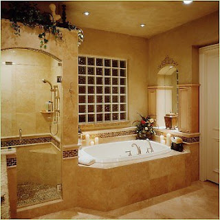 Beautiful Traditional Bathroom Design