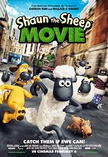 Cừu Quê Ra Phố - Shaun The Sheep Movie