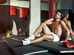 Serbian Tennis and Top Underwear Model - Janko Tipsarevic
