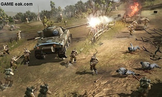 Company of heroes adventure PC game free download