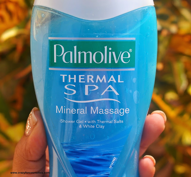 Palmolive Thermal Spa Shower Gel with White Clay & Thermal salts price
