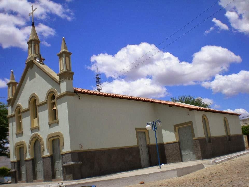 """1ª Capela de Canhoba"""" Igreja de Nossa Senhora da Conceição"""""""