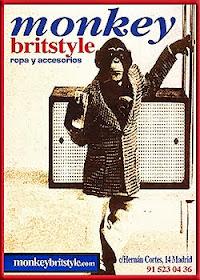 Monkey Britstyle