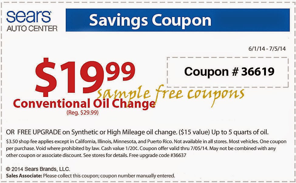 photo about Sears Coupons Printable named Sears printable coupon codes july 2018 - 6 02 coupon codes
