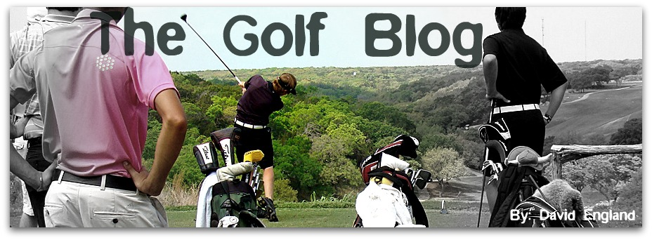 The Golf Blog