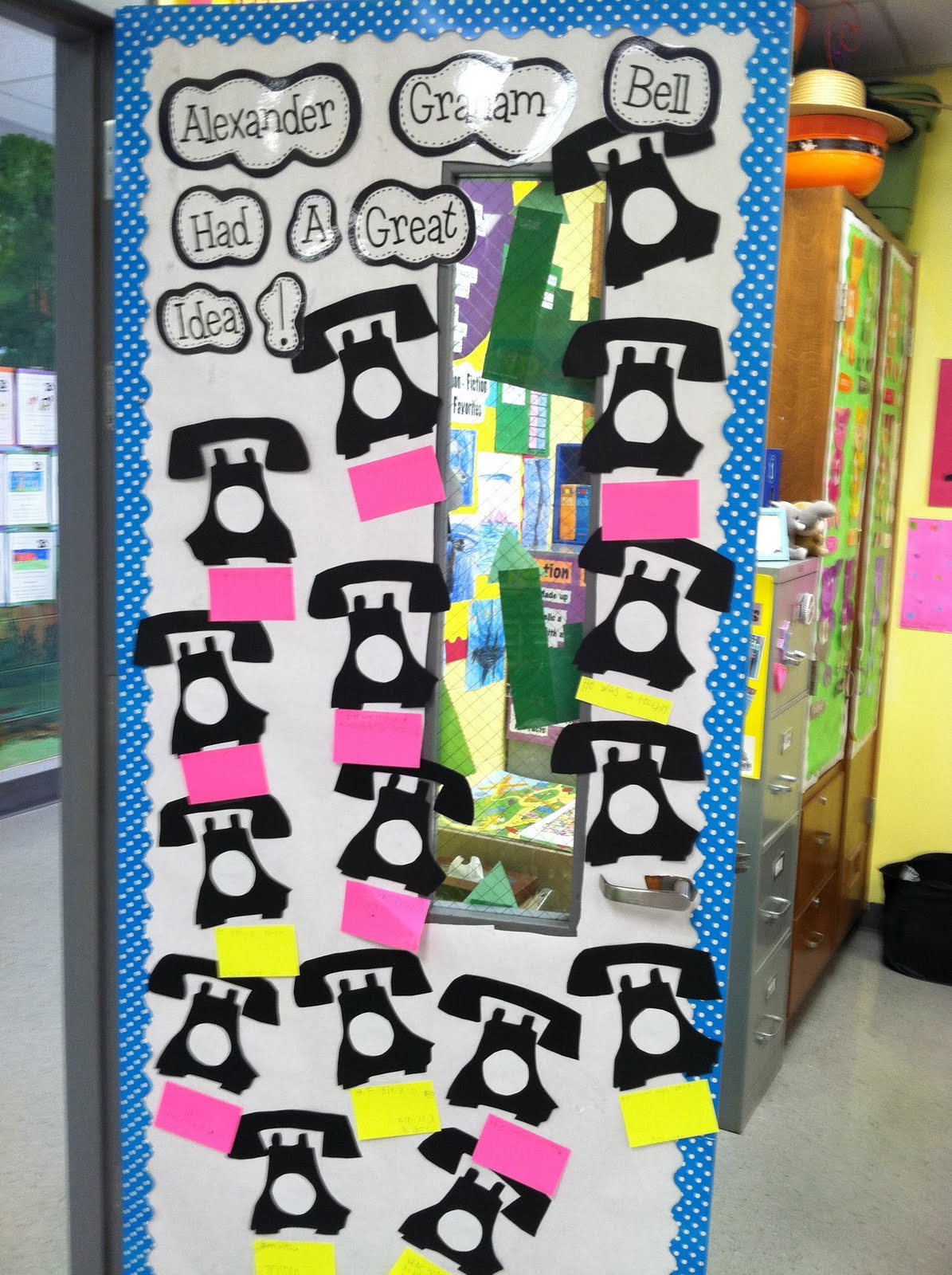 life in first grade new bulletin boards