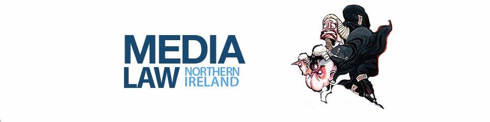 Media Law Northern Ireland