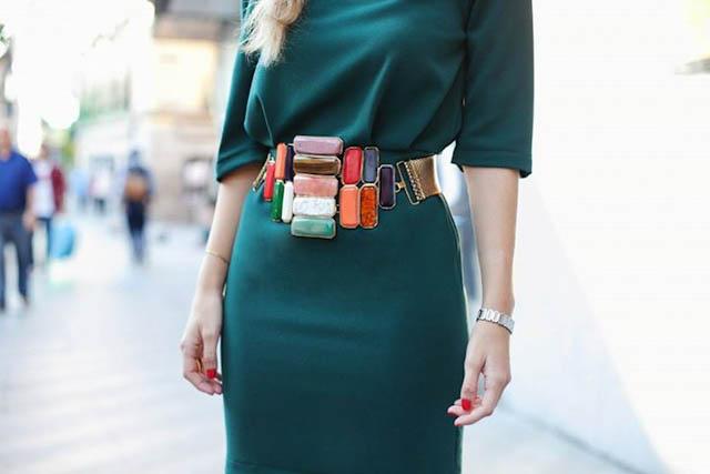 cinturon invitadas look belt cinturon joya tiendas