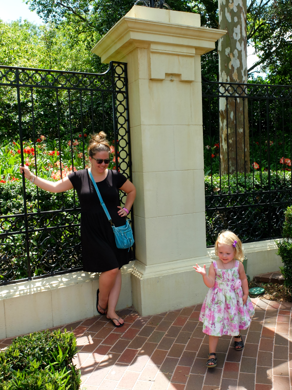 Walt Disney World's Epcot World Showcase - English Gardens