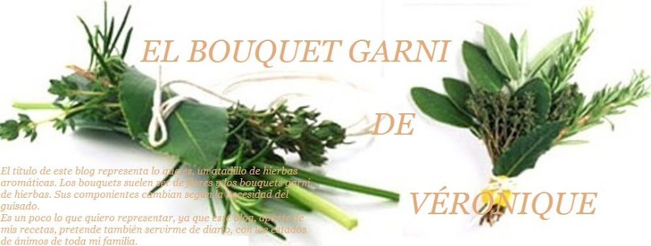 El bouquet garni de Véronique