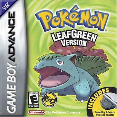 Pokemon LeafGreen Version [English] 1637
