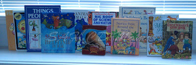 pre-k homeschooling books