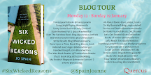 Six Wicked Reasons Blog Tour