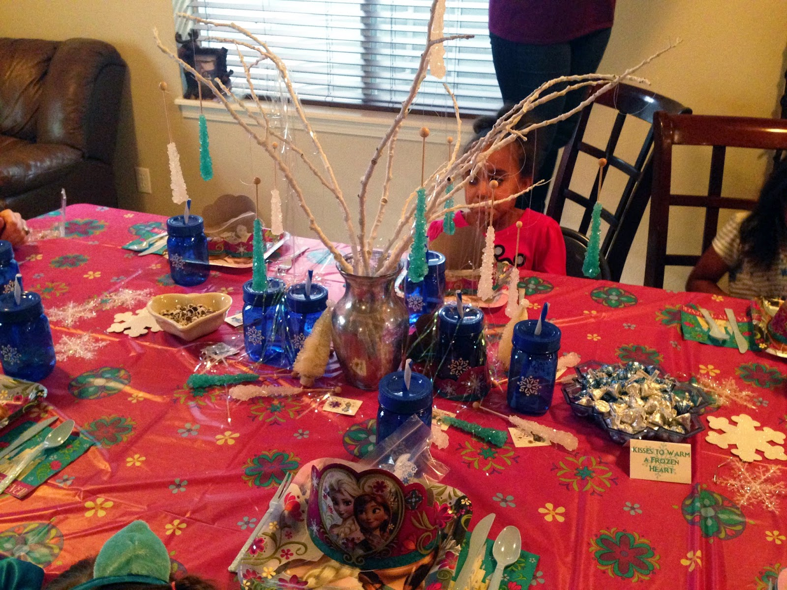rock candy tree