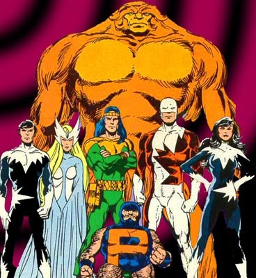 Alpha Flight Marvel